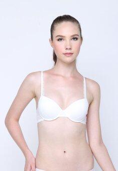 Elle Lingerie Push-Up Bra (สีขาว/WHITE)