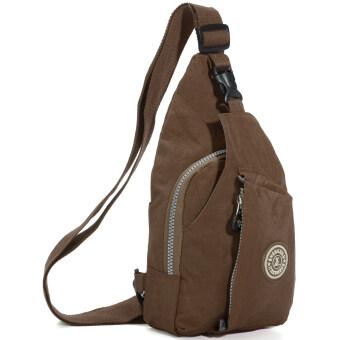 กระเป๋าถือผลิตกระเป๋าหน้าอกไหล่ทแยงแพคเกจกากี-ระหว่างประเทศ