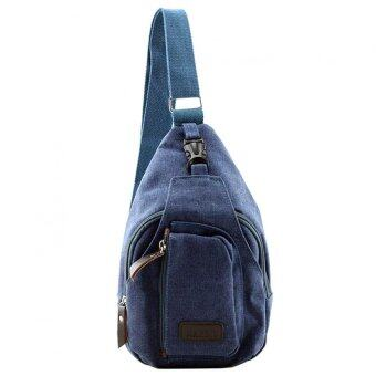 Marino กระเป๋า กระเป๋าสะพายข้าง No.3850 - D.Blue (ไซต์เล็ก)