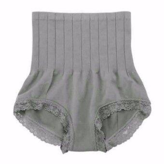 Munafie สีเทา x 1 ตัว กางเกงกระชับสัดส่วน กางเกงในเก็บพุง