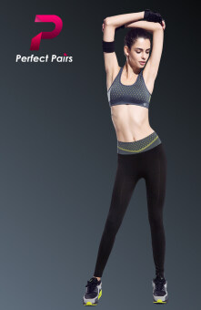 Perfect Pairs Leggings เลคกิ้ง New suits Gray