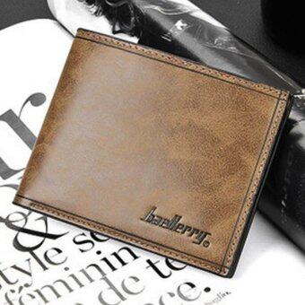 MATTEO กระเป๋าสตางค์ผู้ชาย Baellerry B12XX - Brown