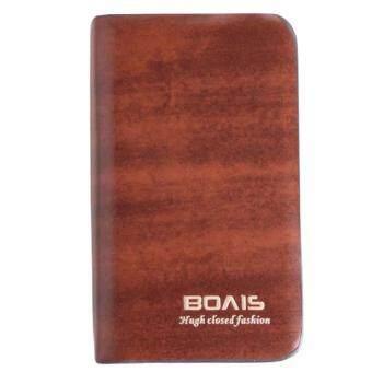 MATTEO กระเป๋าใส่กุญแจ กระเป๋าใส่พวงกุญแจ BOVI 1530 - Brown
