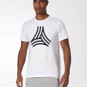 ADIDAS เสื้อ คอกลม อาดิดาส T-Shirt New Tanc BP7259 WH (890)