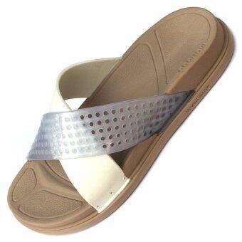 MONOBO Kelly8 รองเท้าโมโนโบ้ (สีเบจ)
