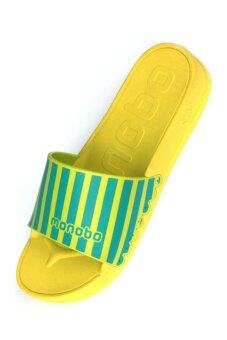 MONOBO Twist Low5 รองเท้า (สีเขียว)