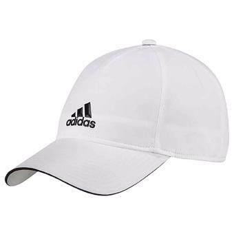 Adidas หมวก อาดิดาส Women Cap 5Panel Climalite S97597 WH(590)