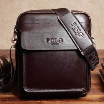 Matteo กระเป๋าสะพาย กระเป๋าไอแพ็ต กระเป๋าเอกสาร Polo Fanke 152X (สีกาแฟ) Coffee