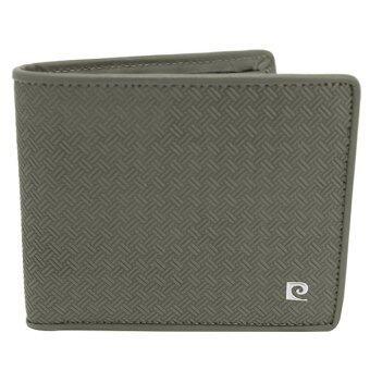 Pierre Cardin กระเป๋าสตางค์ รุ่น PWJ3-SPL42 GY (สีเทา)