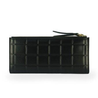 Oosey กระเป๋าสตางค์ผู้หญิง รุ่น OSGD-002 สีดำ