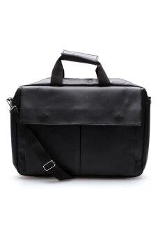 DM กระเป๋าสะพายหนัง MSG (Black)