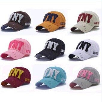 หมวก cap หมวกเบสบอลกีฬา Fancyqube