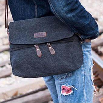 Peimm Modello กระเป๋าสะพาย กระเป๋าสะพายข้าง กระเป๋าสะพายข้างผู้ชาย กระเป๋าสะพายไหล่ กระเป้าผ้าแคนวาส