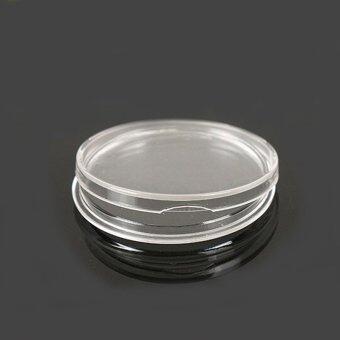 10ชิ้น 23มมใช้ล้างเก็บเหรียญรอบ ๆ แคปซูลกรณียึดพลาสติก