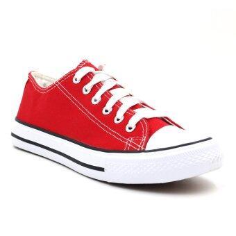 Air Move รองเท้าผ้าใบ รุ่น 209# Big Red