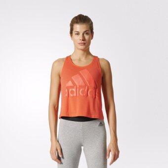 ADIDAS เสื้อ กล้าม อาดิดาส Women Image Tank BR2151 COR(850)