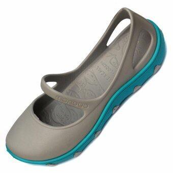 MONOBO TAMMY รองเท้าโมโนโบ้ (สีเทา/สีทะเล)