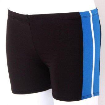 Dolly Swimwear กางเกงว่ายน้ำชาย ขาสั้น รุ่น905 (สีฟ้า)