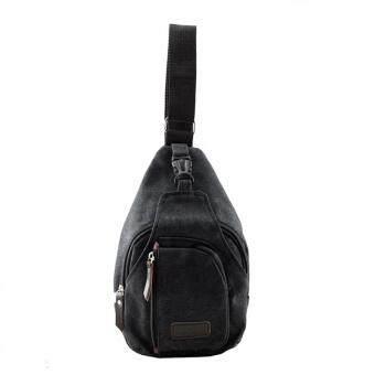 Marino กระเป๋า กระเป๋าสะพายข้าง No.3850 - Black (ไซต์เล็ก)
