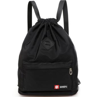 RICHCOCO กระเป๋าเป้สะพายหลัง Nylon leisure Backpack (K10-B)