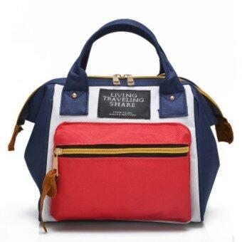 good กระเป๋า กระเป๋าสะพายข้างสำหรับผู้หญิง No.01 - bluered
