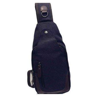 กระเป๋าซิปซอง Coconiey อกเอวกระเป๋าที่มีกระเป๋าโทรศัพท์มือถือกระเป๋าสีดำจัดส่งฟรี