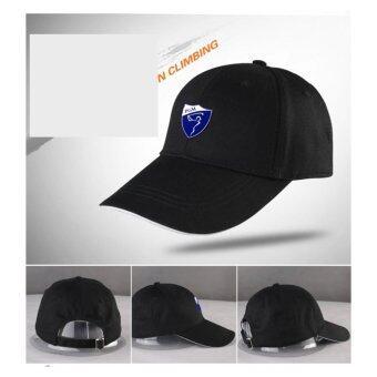 PGM หมวกกอล์ฟ สีดำ (MZ010)(Black)