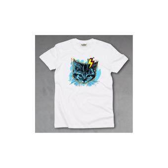PIMNIYOM T-SHIRT เสื้อยืดคอกลมรุ่น P511 (สีขาว)
