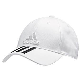 ADIDAS หมวกแก๊ป รุ่น 6P 3S CAP COTTO - BK0806-OSFM(WHITE)