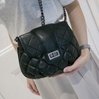 Axixi กระเป๋าแฟชั่น รุ่น A12165 (Black)