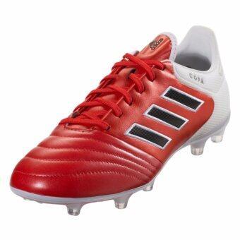 Adidas รองเท้าฟุตบอล Copa 17.2 FG รองท็อป BB3553 (Red)