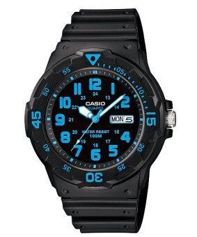 Casio Standard นาฬิกาข้อมือ รุ่น MRW-200H-2 - Black