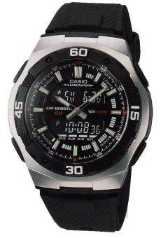 Casio Standard นาฬิกาข้อมือ - รุ่น AQ164W-1A