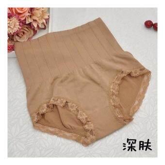 MUNAFIE กางเกงในเก็บพุง กางเกงในญี่ปุ่นกระชับสัดส่วน (สีเนื้อ)