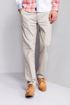 PH-05 กางเกงลำลองผ้าฝ้ายแท้ (ขาว)-ระหว่างประเทศ