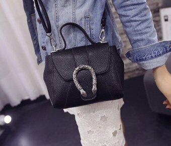 Moniga กระเป๋าถือพร้อมสายสะพาย รุ่น Eden (image 2)