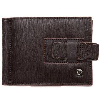 Pierre Cardin กระเป๋าสตางค์ รุ่น PWMJ4-XD03- สีน้ำตาล
