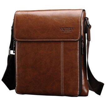 Man Rewards กระเป๋าเอกสาร สำหรับสุภาพบุรุษ รุ่น VK-8840R (สีน้ำตาล)