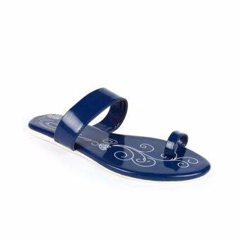 Senorita Women's R.Blue Thong (LA-926)(สีน้ำเงิน)