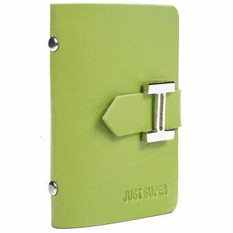 TOP CLASS กระเป๋าใส่บัตรเครดิต Just Super 1125 - Green