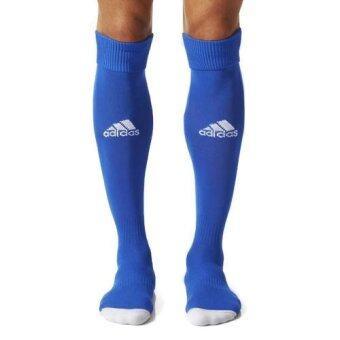 ADIDAS ถุงเท้า ฟุตบอล อาดิดาส Football Soccer Sock Milano16 AJ5907 (250) สำหรับเท้าเบอร์