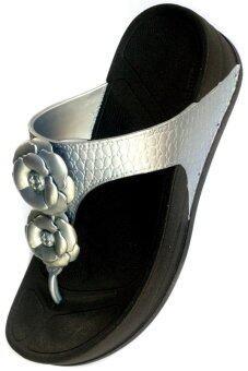 MONOBO Primrose2 รองเท้าโมโนโบ้ (สีดำเงิน)