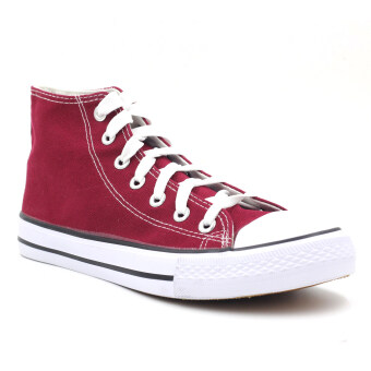 Air Move รองเท้าผ้าใบ รุ่น 2021 Dark Red