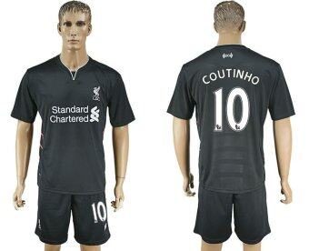 Harga Liverpool Football Team Away NO.10 Soccer Jersey Suits - intl