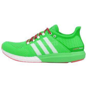 Adidas รองเท้าวิ่ง ClimaCool Cosmic Boost B44081 (Green)
