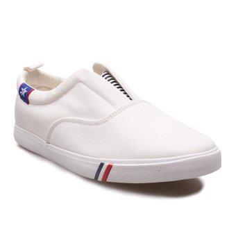 Air Move รองเท้าผ้าใบ ผู้ชาย รุ่น A1002/White