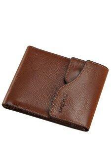 Matteo กระเป๋าสตางค์ รุ่น Yatebao B086 ( สีน้ำตาล )