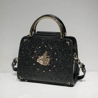 Axixi กระเป๋าแฟชั่น รุ่น 12262 (Black)