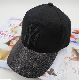 Compare Prices of Korean New Shade Cap GD Right-wing Men and Women with The Same Baseball Hat(Black NY) - intl Online
