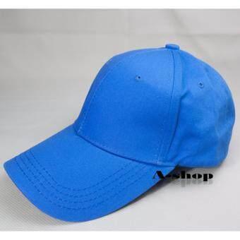 A-shop หมวกแก๊ป ผ้าสีพื้น หมวกแฟชั่น Hat0120-16